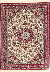 Isfahan silkerenning teppe RGA50