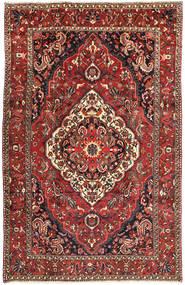Bakhtiar Tapis 234X366 D'orient Fait Main Marron Foncé/Marron (Laine, Perse/Iran)