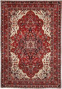 Bakhtiar Alfombra 217X314 Oriental Hecha A Mano Rojo Oscuro/Marrón Oscuro (Lana, Persia/Irán)