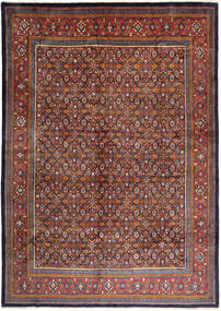Mahal Rug 292X410 Authentic  Oriental Handknotted Dark Red/Dark Brown Large (Wool, Persia/Iran)