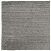 ハンドルーム fringes - 濃いグレー 絨毯 CVD14014