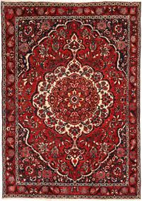 Bakhtiar Matto 209X309 Itämainen Käsinsolmittu Tummanpunainen/Tummanruskea (Villa, Persia/Iran)