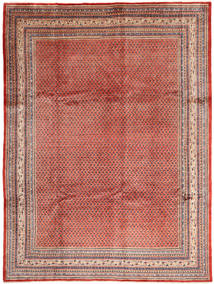 Sarough Mir Tapis 271X368 D'orient Fait Main Rouge Foncé/Rouille/Rouge Grand (Laine, Perse/Iran)