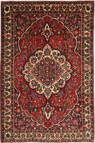 Bakhtiar Alfombra 215X330 Oriental Hecha A Mano Rojo Oscuro/Gris Oscuro (Lana, Persia/Irán)