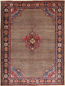 Koliai Rug 230X306 Authentic  Oriental Handknotted Dark Brown/Dark Red (Wool, Persia/Iran)
