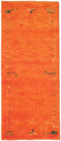 Tapis Gabbeh Loom - Orange CVD5673