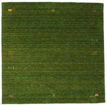 Gabbeh Loom Frame - Green rug CVD15892
