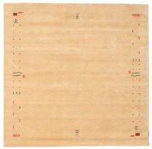 Gabbeh Loom Frame - Beige tapijt CVD15874
