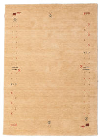 Gabbeh Loom Frame - Beige Teppich CVD5696