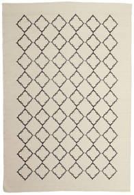 Marjorie - Off White Rug 200X300 Authentic  Modern Handwoven Dark Beige/Beige/Light Brown (Wool, India)