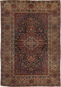 Isfahan Antique rug ANTE5