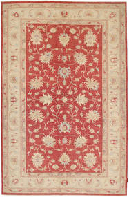 Ziegler Dywan 172X262 Orientalny Tkany Ręcznie Jasnobrązowy/Rdzawy/Czerwony (Wełna, Pakistan)