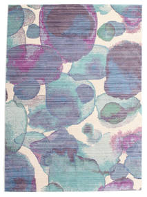 Watercolor stains carpet CVD16427