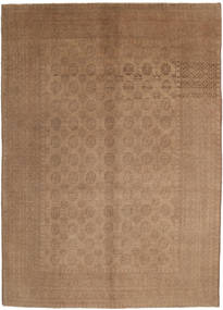 アフガン 絨毯 NAZD314