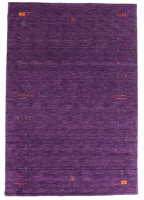 Gabbeh Loom Frame - Purple Rug 160X230 Modern Dark Purple/Purple (Wool, India)