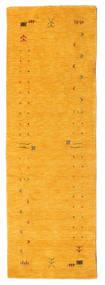 Gabbeh Loom Frame - Geel tapijt CVD15989
