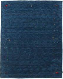 Tappeto Gabbeh Loom - Blu scuro CVD15931