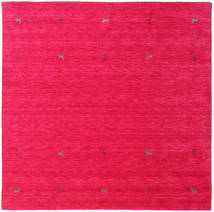 Gabbeh loom Two Lines - Dark_Pink-matto CVD15304