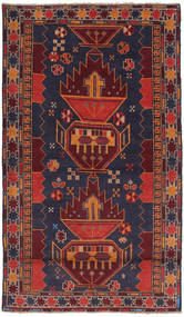Baluch carpet NAZD1028