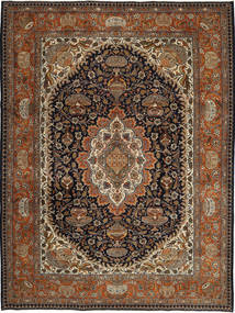 Kashmar Patina Rug 253X340 Authentic  Oriental Handknotted Dark Brown/Light Brown/Brown Large (Wool, Persia/Iran)