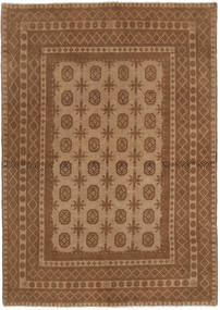 Afghan carpet NAZD345