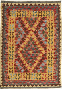 Alfombra Kilim Afghan Old style AXVQ415