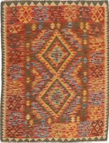 Kilim Afghan Old style rug AXVQ369