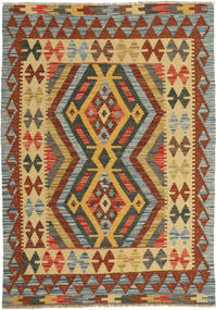 Tappeto Kilim Afghan Old style AXVQ370