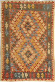 Kelim Afghan Old style teppe AXVQ422