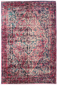 Rita Rug 140X200 Modern Dark Purple/Light Purple ( Turkey)