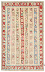 Ziegler Rug 163X260 Authentic  Oriental Handknotted Beige/Dark Beige (Wool, Pakistan)