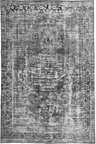 Colored Vintage Rug 190X290 Authentic  Modern Handknotted Light Grey/Dark Grey (Wool, Persia/Iran)
