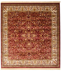 Kerman Diba - Rouge Tapis 300X300 Moderne Carré Rouille/Rouge/Rouge Grand ( Turquie)