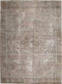 カラード ヴィンテージ 絨毯 283X383 モダン 手織り 薄い灰色/濃いグレー 大きな (ウール, ペルシャ/イラン)