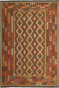 Kelim Afghan Old style matta AXVQ472