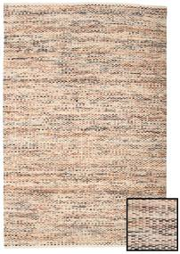 Pebbles - Multi Rug 160X230 Authentic  Modern Handwoven Light Pink/Light Brown ( India)