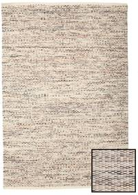 Pebbles - Marron Mix Tapis 160X230 Moderne Tissé À La Main Marron Clair/Beige ( Inde)