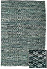 Hugo - Petrol carpet CVD16327