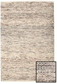 Pebbles - Brown Mix Rug 140X200 Authentic  Modern Handwoven Light Brown/Beige ( India)
