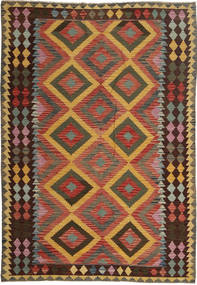 Tapis Kilim Afghan Old style AXVQ698