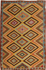 Alfombra Kilim Afghan Old style AXVQ718