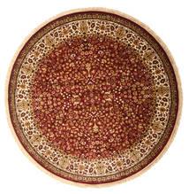 Kerman Diba - Rot Teppich RVD16311