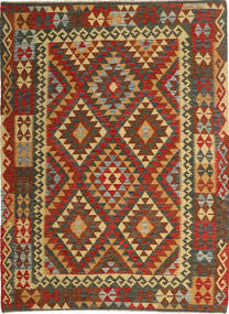 Kelim Afghan Old style matta AXVQ597