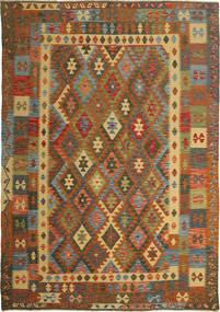 キリム アフガン オールド スタイル 絨毯 AXVQ527
