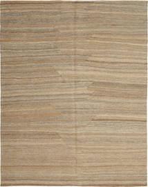 Kelim Moderne Teppe 160X202 Ekte Moderne Håndvevd Lys Grå/Lysbrun (Ull, Persia/Iran)