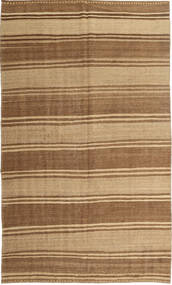 Kilim Modern Rug 174X289 Authentic  Modern Handwoven Light Brown/Brown (Wool, Persia/Iran)