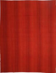 Kilim Moderno Tapete 255X342 Moderno Tecidos À Mão Castanho Alaranjado Grande (Lã, Pérsia/Irão)