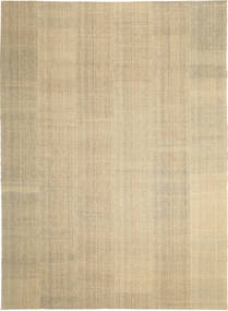 Kilim Modern Rug 248X346 Authentic  Modern Handwoven Light Brown/Dark Beige (Wool, Persia/Iran)