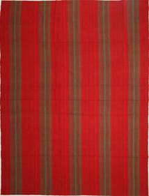 Kilim Modern Rug 253X345 Authentic  Modern Handwoven Rust Red/Dark Red Large (Wool, Persia/Iran)
