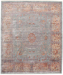 Mira - Dark Rug 250X300 Modern Light Grey/Light Pink Large ( Turkey)